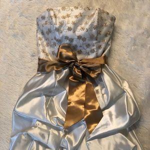 Jessica McClintock for Gunne Sax Prom Dress